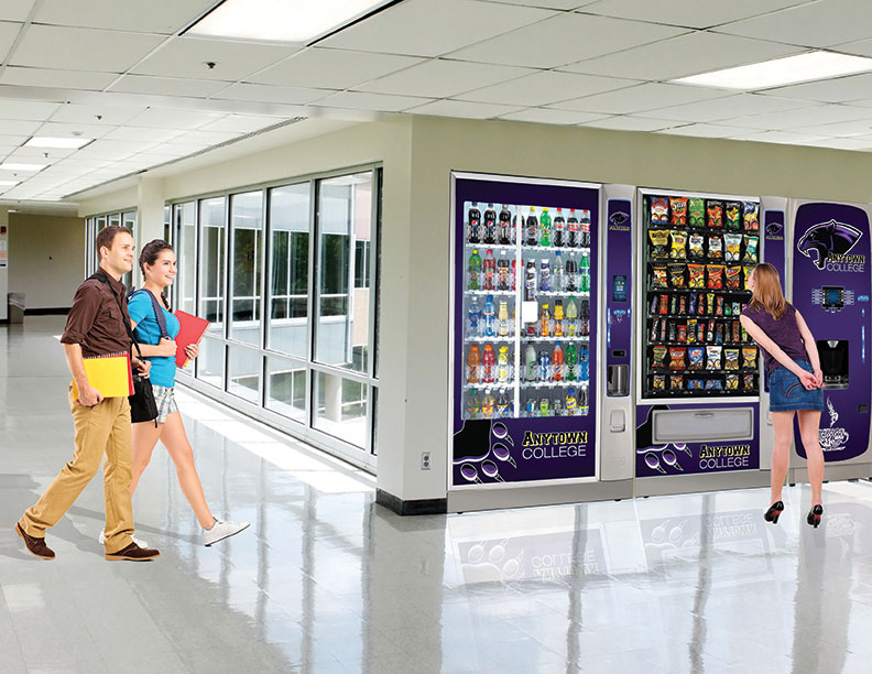 Vending machines and office coffee service in Tulsa