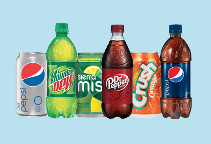 Beverage vending machines in Tulsa and Oklahoma City