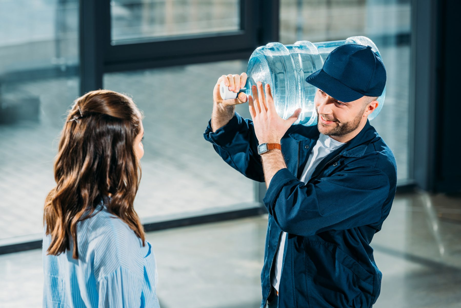 Bottled water options in Tulsa